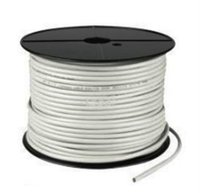 Verlegekabel CAT 6 S/FTP AWG23/1 grau 100m